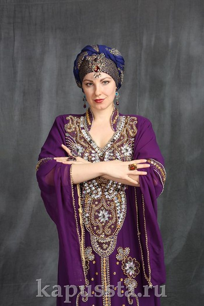 Costume of the Persian Princess