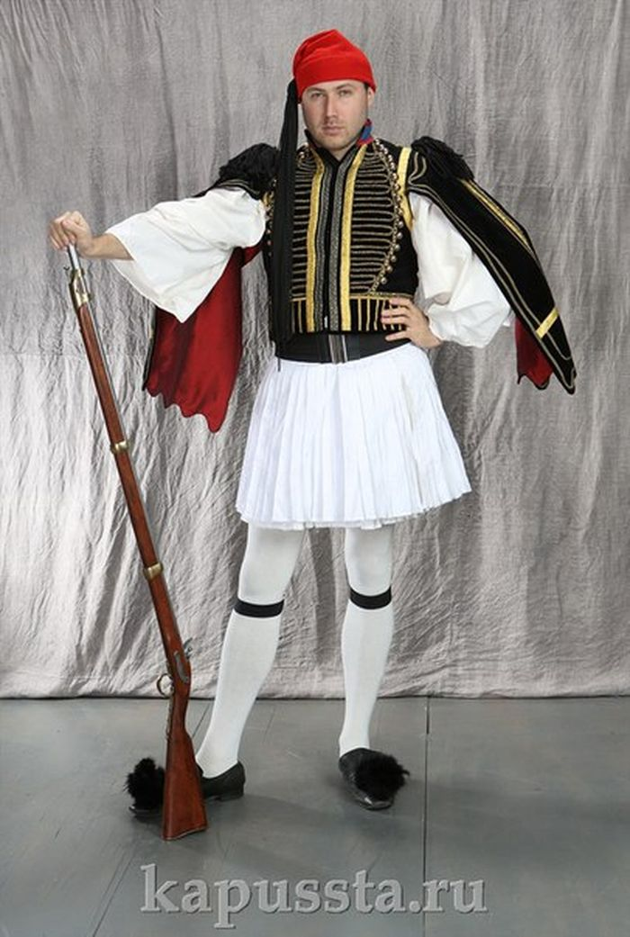 Greek costume